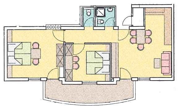 ferienwohnungen serfaus f r 2 bis 5 personen im haus monz familienurlaub in serfaus tirol. Black Bedroom Furniture Sets. Home Design Ideas